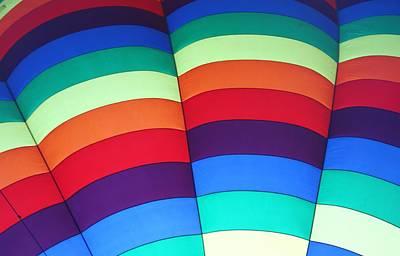 Photograph - Balloon Fantasy 35 by Allen Beatty
