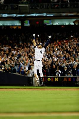 Photograph - Baltimore Orioles V New York Yankees by Elsa