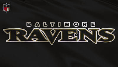 Baltimore Ravens Wall Art - Photograph - Baltimore Ravens Uniform by Joe Hamilton