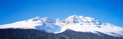 Magnificent Mountain Image Photograph - Banff National Park Alberta Canada by Panoramic Images