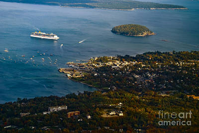 Photograph - Bar Harbor Maine. by New England Photography