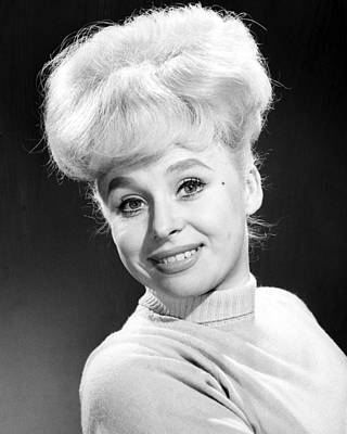 Windsor Photograph - Barbara Windsor by Silver Screen
