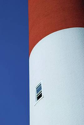 Photograph - Barnegat Lighthouse by Allen Beatty