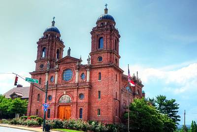 Photograph - Basilica Of Saint Lawrence by Amber Summerow