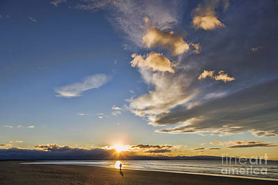 Photograph - Beautiful Sunset  by Colin and Linda McKie