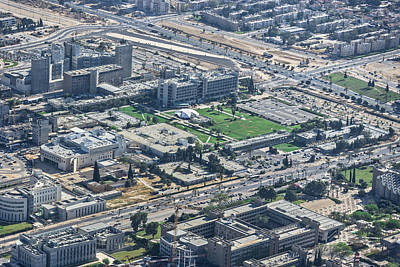 Er Photograph - Ben Gurion University, Beer Sheva by Ofir Ben Tov