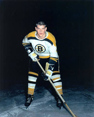 Art Of Hockey Photograph - Bobby Orr by Retro Images Archive