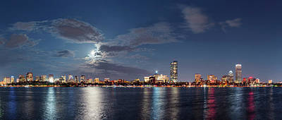 Charles River Photograph - Boston by Babak Tafreshi