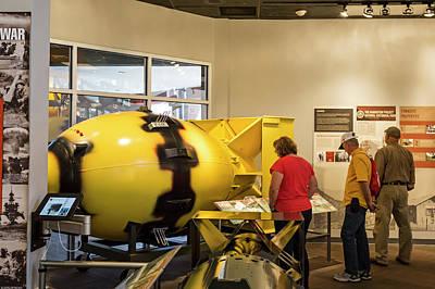 Hiroshima Photograph - Bradbury Science Museum by Jim West