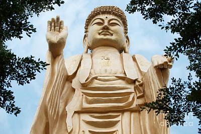 Photograph - Buddha by Yew Kwang