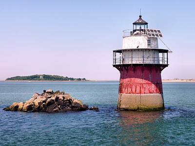 Photograph - Bug Light by Janice Drew
