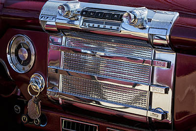 Photograph - Buick 56c Super Classic by Susan Candelario