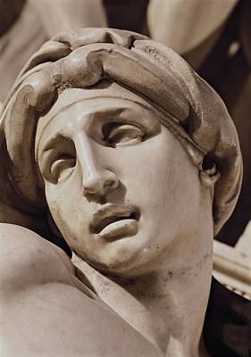 Buonarroti Michelangelo, Tomb Print by Everett
