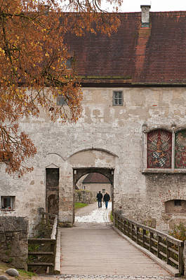 Burghausen Castle Burghausen, Germany Art Print