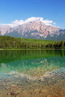Canada, Alberta, Jasper National Park Art Print by Jamie and Judy Wild