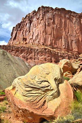 Summer Trends 18 - Capitol Reef by Ray Mathis
