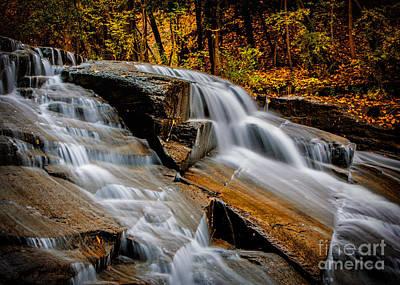 Photograph - Cascadilla Gorge by Brad Marzolf Photography
