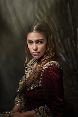 Cersei Photograph - Cersei by Don Jose Romulo Davies