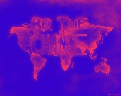 Change Art Print by Michelle Wiltz