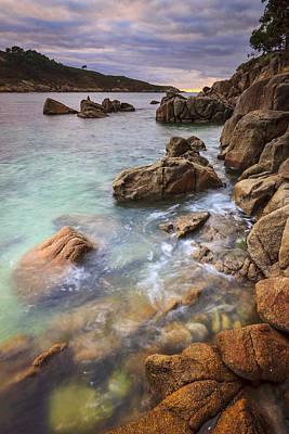 Photograph - Chanteiro Beach Galicia Spain by Pablo Avanzini