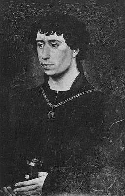 Temeraire Painting - Charles The Bold (1433-1477) by Granger