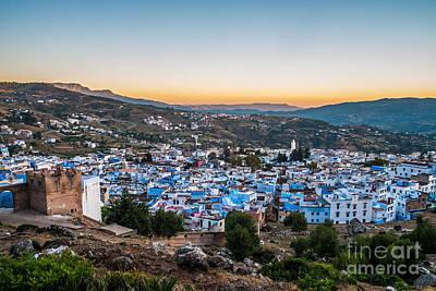 Sabino Photograph - Chefchaouen  Morocco by Sabino Parente