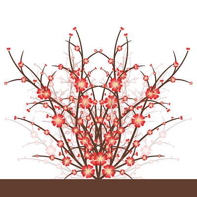Cherry Blossoms Original
