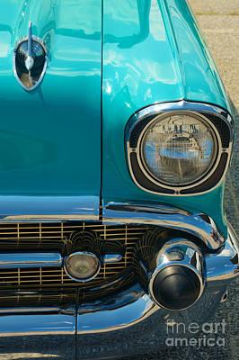 Photograph - Chevrolet by Mark Dodd