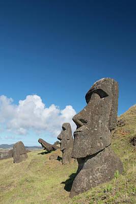 Cindy Photograph - Chile, Easter Island Aka Rapa Nui by Cindy Miller Hopkins