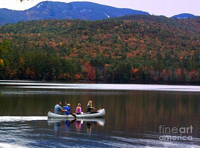 Photograph - Chocorua Lake by Marcia Lee Jones