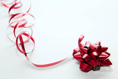 Noel Photograph - Christmas Decoration by Michal Bednarek