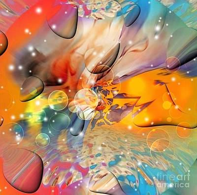Colors By Nico Bielow Art Print by Nico Bielow