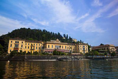 Lago Di Como Photograph - Como Lake by Roberto Adrian
