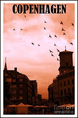 Photograph - Copenhagen by Sophie Vigneault