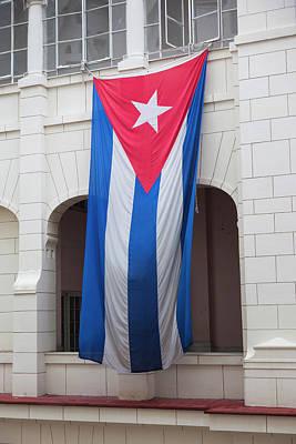 Cuba Photograph - Cuba, Havana, Havana Vieja, Museo De La by Walter Bibikow