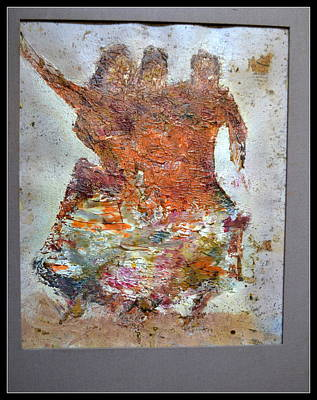 Painting - Dance Dance And Dance by Anand Swaroop Manchiraju