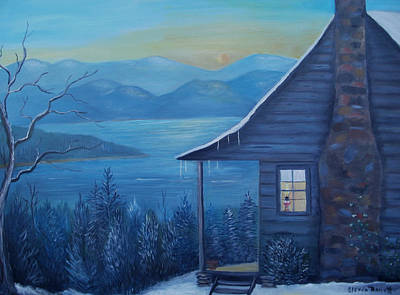 Painting - Daybreak by Glenda Barrett