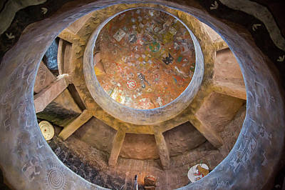 Watchtower Photograph - Desert View Watchtower by Jim West
