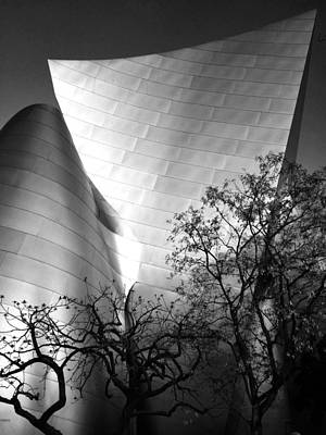 Disney Hall Art Print