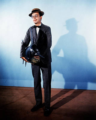 Don Knotts Photograph - Don Knotts by Silver Screen
