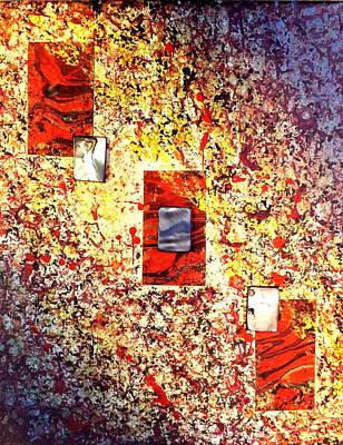 Painting - 3 Doors Down by Darren Robinson
