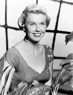 1950s Portraits Photograph - Doris Day, Ca. Early 1950s by Everett