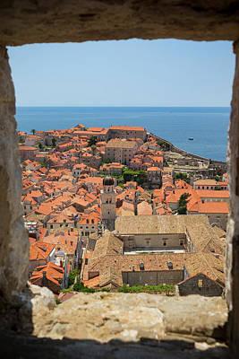 Dubrovnik Photograph - Dubrovnik, Dubrovnik-neretva County by Panoramic Images