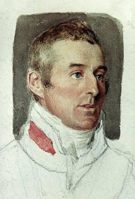 Duke Of Wellington (1769-1852) Art Print by Granger