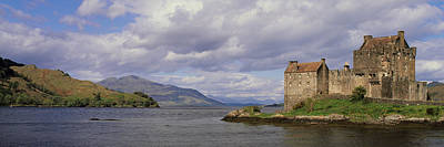 Ancient Civilization Photograph - Eilean Donan Castle, Dornie by Panoramic Images