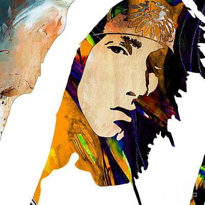Eminem Collection Art Print by Marvin Blaine