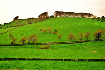 Pasta Al Dente - English Countryside by Christopher Hoffman