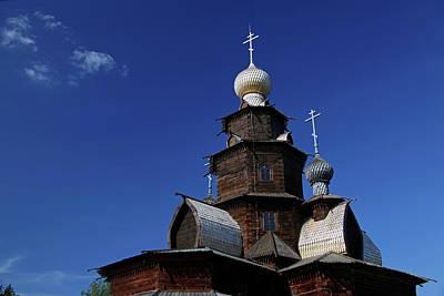 Transfiguration Photograph - Europe, Russia, Suzdal by Kymri Wilt