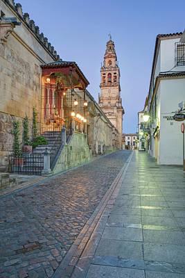 Cordoba Photograph - Europe, Spain, Andalucia, Cordoba, La by Rob Tilley