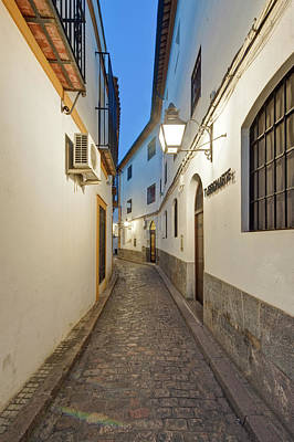 Europe, Spain, Andalucia, Cordoba Print by Rob Tilley